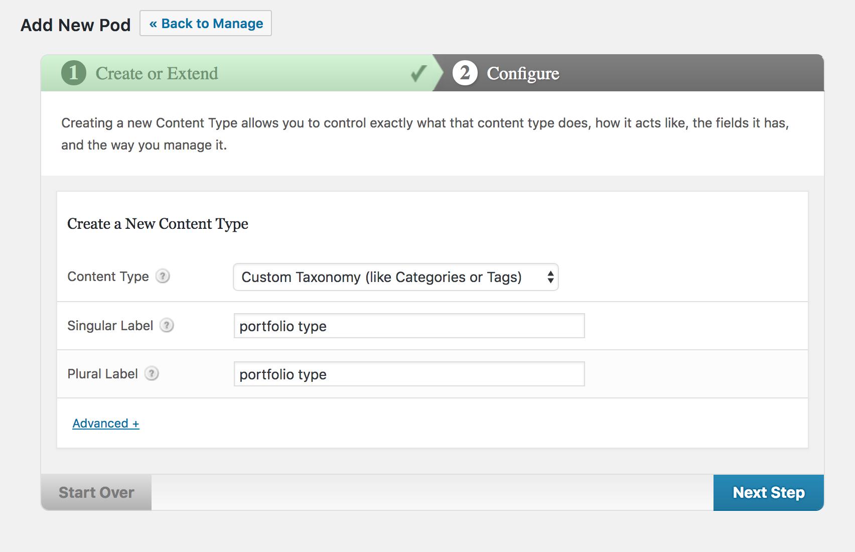 Create and Customize a custom post type in Genesis